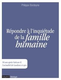 Feriasdhiver.fr Répondre à l'inquiétude de la famille humaine - L'actualité de Gaudium et spes Image