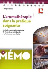 Deedr.fr L'aromathérapie dans la pratique soignante - Les huiles essentielles au service de l'infirmière, de l'AS et des professions paramédicales Image