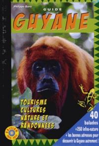 Philippe Boré - Guide Guyane - Tourisme, cultures, nature et randonnées.