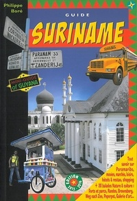 Philippe Boré - Guide Suriname.