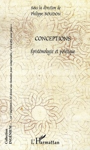 Philippe Boudon - Conceptions : épistémologie et poïétique.