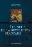 Philippe Bourdin - Les nuits de la Révolution française.