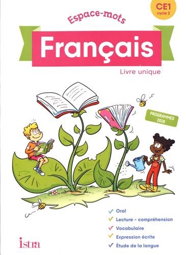 Philippe Bourgouint et Eléonore Bottet - Français CE1 Espace-mots - Livre unique.