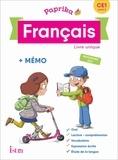 Philippe Bourgouint et Eléonore Bottet - Français CE1 Paprika - Livre élève.