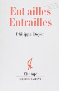 Philippe Boyer et Jean-Pierre Faye - Les contes de la mort blanche (3) - Entailles, entrailles.