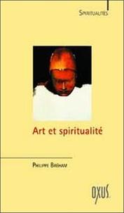 Philippe Breham - Art et spiritualié.