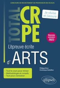 Philippe Brun et Dominique Habellion - L'épreuve écrite d'arts.