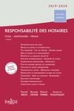 Philippe Brun et Richard Crône - Responsabilité des notaires - Civile, disciplinaire, pénale.