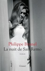 Philippe Brunel - La nuit de San Remo.