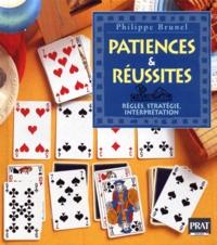 Ebooks gratuits pour le téléchargement d'itouch Patiences & réussites. Règles, stratégie, interprétation par Philippe Brunel DJVU FB2