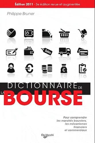 Philippe Brunner - Dictionnaire de la Bourse.