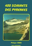 Philippe Cabau - 400 sommets des Pyrénées.