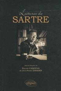 Philippe Cabestan et Jean-Pierre Zarader - Sartre.