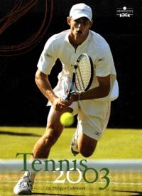 Histoiresdenlire.be Tennis 2003 Image