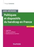 Philippe Camberlein - Politiques et dispositifs du handicap en France.