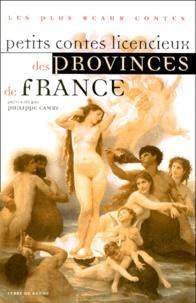 Philippe Camby - Petits contes licencieux des provinces de France.