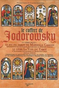 Le coffret de Jodorowsky - Le jeu du tarot de Marseille et Le livre de La Voie du Tarot.pdf