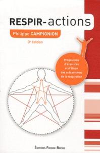 Galabria.be Respir-Actions - Programme d'exercices et d'étude des mécanismes de la respiration Image