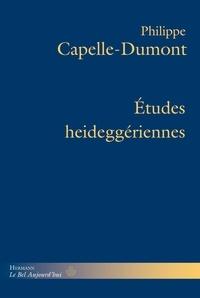 Etudes heideggeriennes.pdf