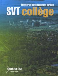 Philippe Carosone - Eduquer au développement durable SVT Collège.