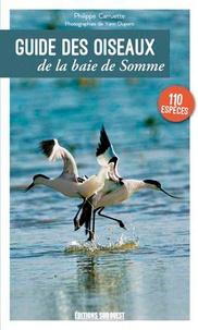 Philippe Carruette - Guide des oiseaux de la baie de Somme - 110 espèces.