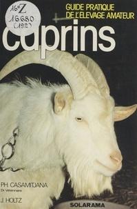 Philippe Casamitjana et Jacques Holtz - Les caprins.