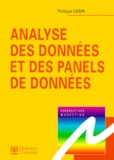 Philippe Casin - Analyse des données et des panels de données.