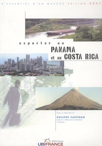 Philippe Casteran - Exporter au Panama et au Costa Rica.