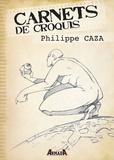 Philippe Caza - Carnets de croquis : Philippe Caza.