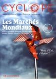 """Philippe Chalmin et Yves Jégourel - Les marchés mondiaux - CyclOpe """"Vent d'Est, Vent d'Ouest""""."""