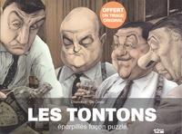 Philippe Chanoinat et Charles Da Costa - Coffret en 2 volumes Les tontons éparpillés façon puzzle ; Les barbouzes entre gens du même monde.