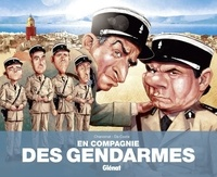 Philippe Chanoinat et Charles Da Costa - En compagnie des gendarmes.