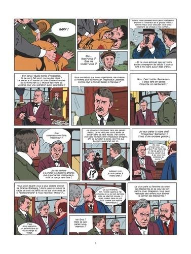 Les archives secrètes de Sherlock Holmes Tome 1 Retour à Baskerville Hall
