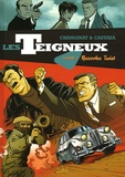 Philippe Chanoinat et Phil Castaza - Les teigneux  : Pack 2 volumes : Tome 1, Bazooka Twist ; Tome 2, Carnage Boogie.