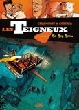 Philippe Chanoinat et Phil Castaza - Les teigneux Tome 4 : Be-Bop Boom.
