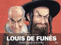 Philippe Chanoinat et Charles Da Costa - Louis de Funès - Rabbi Jacob à la folie !.