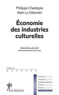 Philippe Chantepie et Alain Le Diberder - Economie des industries culturelles.