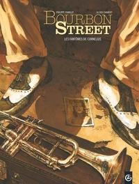 Philippe Charlot et Alexis Chabert - Bourbon Street Tome 1 : Le fantôme de Cornélius.