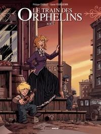 Philippe Charlot et Xavier Fourquemin - Le train des orphelins Tome 4 : Joey.