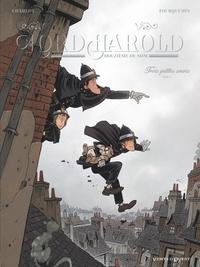 Philippe Charlot et Xavier Fourquemin - Les enquêtes de Lord Harold, douzième du nom Tome 2 : Trois petites souris.