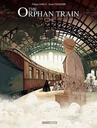 Philippe Charlot et  Xavier Fourquemin - The Orphan Train - Volume 1 - Jim.