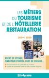 Philippe Charollois et Fabrice Nidiau - Les métiers du tourisme et de l'hôtellerie-restauration.