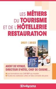 Philippe Charollois et Fabrice Nidiau - Les métiers du tourisme et de l'hôtellerie restauration.