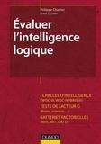 Philippe Chartier et Even Loarer - Évaluer l'intelligence logique.