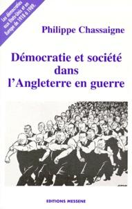 Feriasdhiver.fr Démocratie et société dans l'Angleterre en guerre Image