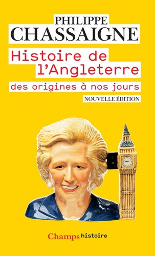 Histoire de l'Angleterre  Edition 2015