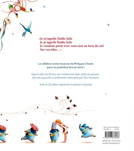 Emilie Jolie  avec 1 CD audio