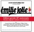 Philippe Chatel - Emilie Jolie. 1 CD audio
