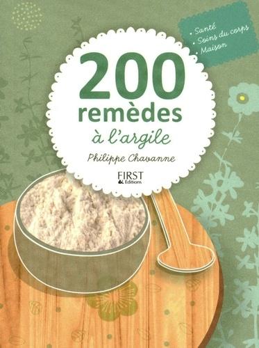 200 remèdes à l'argile - Philippe Chavanne - Format PDF - 9782754033008 - 3,49 €