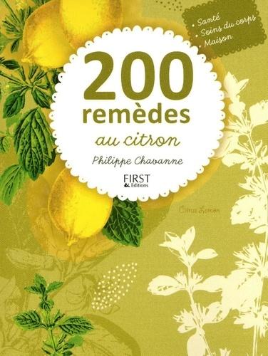 200 remèdes au citron - Format PDF - 9782754032995 - 3,49 €